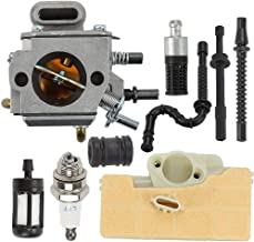 Butom MS290 Carburetor +Air Filter Tune Up Kit for Stihl MS310 MS390 029 039 Chainsaw Parts