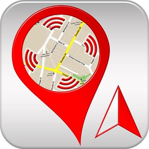 Burma (Myanmar) GPS-Navigator: Offline OSM Soft