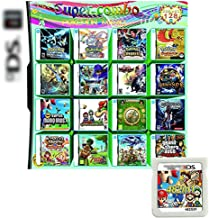 208 Games in 1 Ds Games Card Super Combo Cartridge NDS Game Pack for DS NDS NDSL NDSi 3DS XL New