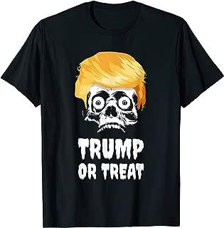 Anti Trump Zombie Halloween T-Shirt