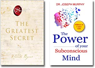 The Greatest Secret + The Power of your Subconscious Mind (2 Books Combo for Personal Transformation)