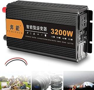 Pure Sine Wave Inverter 24V to 220V 220V 220V, Car Inverter 3200W 4000W 5000W 6000W 8000W 9000W 12000W 15000W Power Invert...