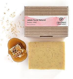 Jabón de Avena y Miel Ecologico