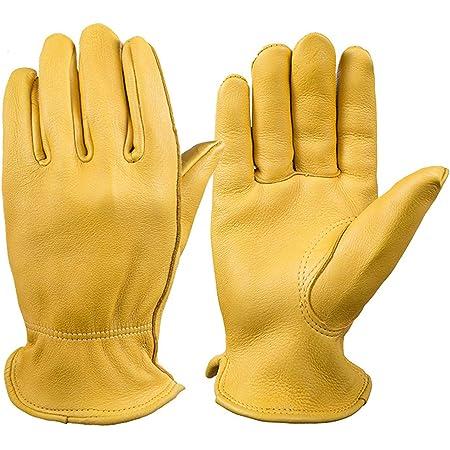 Midwest Gloves /& Gear 794-S-AZ-6 USA Made Leather Work Glove Goatskin Small