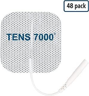TENS 7000 Official TENS Unit Pads - Premium Quality OTC TENS Pads, 2