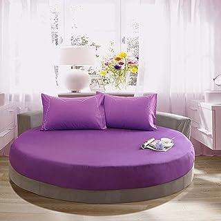 Premium Quality Plain Fitted Sheet, Soft & Cosy Fleece Bed Linen, Bedding, Kingsize Bedsheet,220cm+25cm
