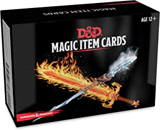 Gale Force Nine D&D Spellbook Cards Magic Item Deck (294 cards) RPG