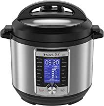 Instant Pot Ultra 10 en 1, Olla eléctrica programable multiuso de 5.67 Litros, olla de presión, olla de cocción lenta, arr...