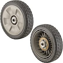 Best craftsman push mower rear wheels Reviews