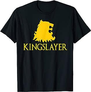 Best kingslayer t shirt Reviews