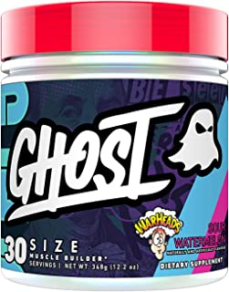 Ghost Muscle Builder Sour Watermelon