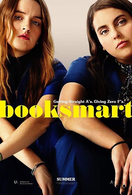 Amazon.com: BOOKSMART - Póster de película (27 x 40, 2 caras), diseño de  KAITLYN DEVER: Everything Else