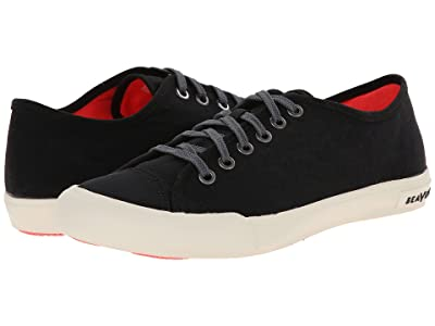 SeaVees 08/61 Army Issue Low Nylon (Black) Women