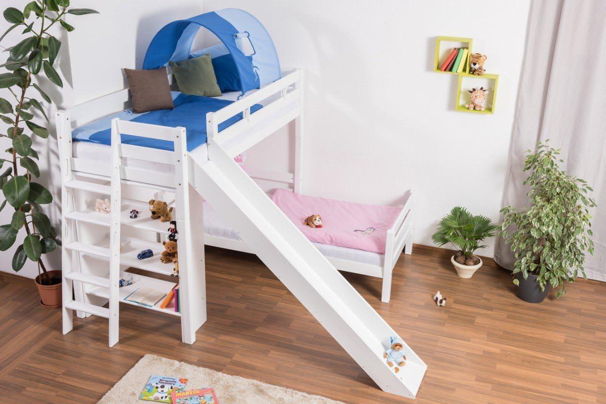Childrens Bunk Bed With Slide Amazon De Diy Tools