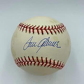 Tom Seaver Signed Baseball - Official National League COA - JSA Certified - Autographed Baseballs
