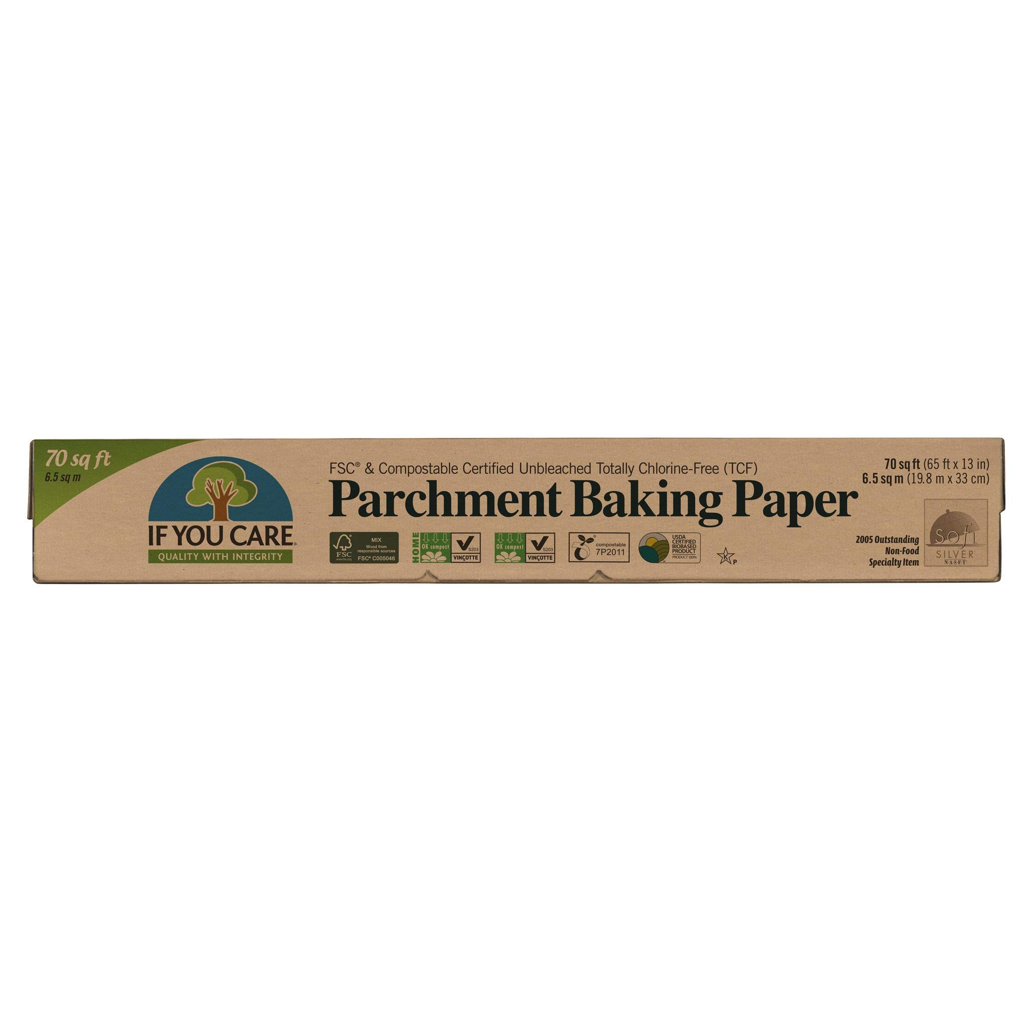 CARE Certified Parchment Baking Paper