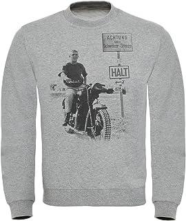 f11519e7118a Hot Fuel Men s The Great Escape Sweatshirt