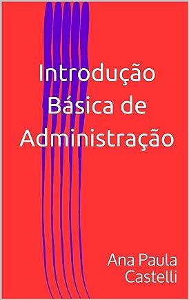 Introdução Básica de Administração