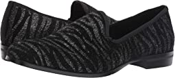 Sultan Tiger Pony Hair Slip-On