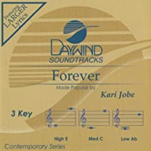 Forever Accompaniment/Performance Track Daywind Soundtracks Contemporary