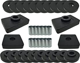 Body Mount Kit compatible with 1958 Chevy Impala Sedan/Hard Top