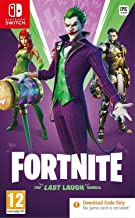 Fortnite The Last Laugh Bundle (Nintendo Switch)