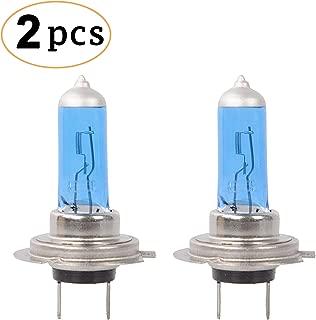 CK FORMULA (Pack of 2) H7 Halogen Headlight Bulb (Low Beam) 12V 55W 5000K Super White