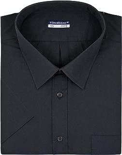 Mens Short Sleeve King Size Plain Crew Neck T Shirt Top 3XL 6XL by Tom Hagan