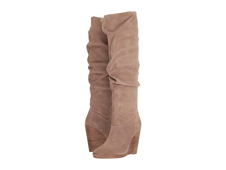 Charles by Charles David Holly Boot (Taupe Suede) Women