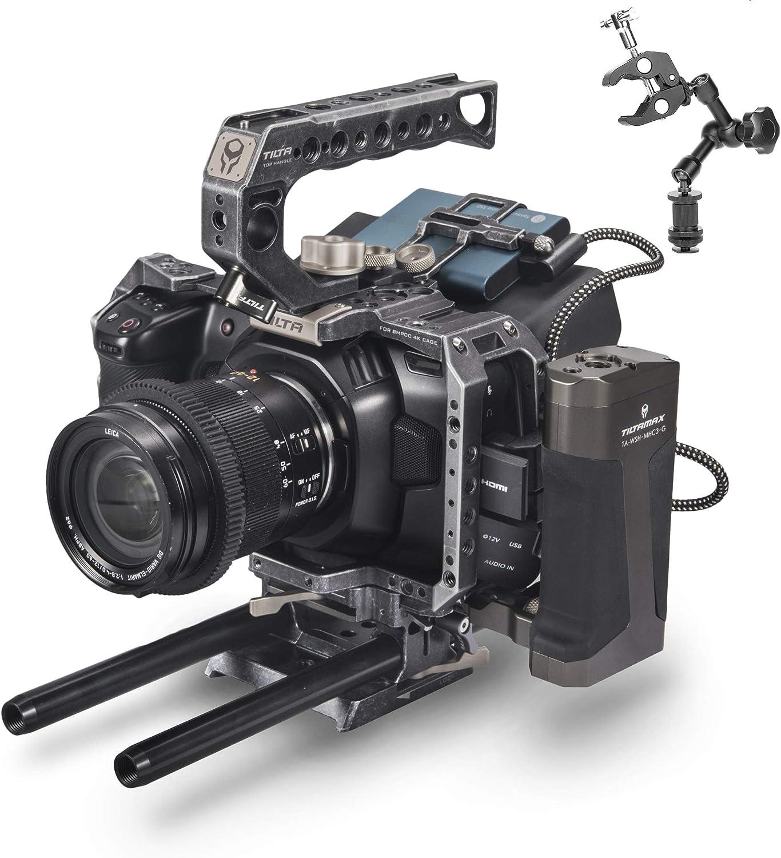 Virginia Beach Mall Camera Cage Tilta Don't miss the campaign per Blackmagic Advanced 4K Kit BMPCC