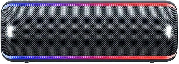 Sony Extra Bass Portable Bluetooth Speaker Black -...