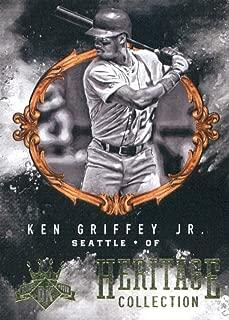 2017 Panini Diamond Kings Heritage Collection #15 Ken Griffey Jr. Seattle Mariners Baseball Card