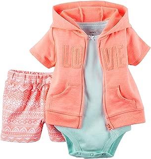 Carter's Baby Girls' Cardigan Sets 121g771