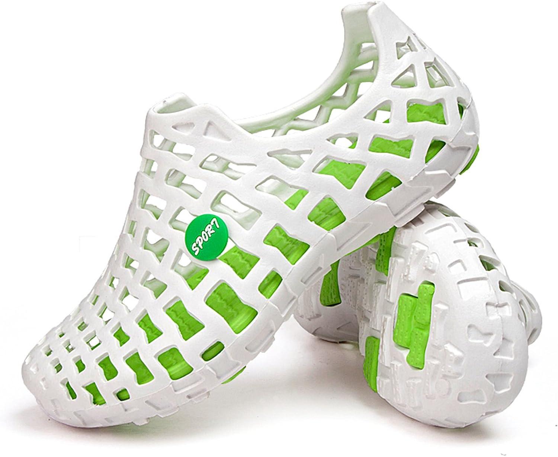 Unisex Garden Clogs shoes Sandals Slippers Breathable Mesh Sandals Water shoes