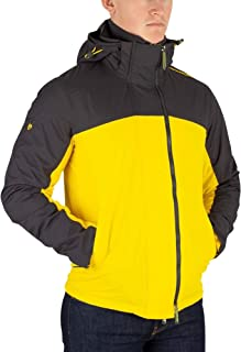 Men's Arctic Exon Windcheater Jacket, Yellow