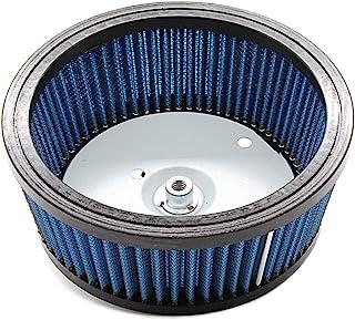 Filtro aire Reemplazar HD-0800 para Harley Davidson Screamin Eagle Road King/Screamin Eagle Electra Glide/Screamin Eagle Fat Boy/Screamin Eagle Dyna/Screamin Eagle Softail Springer, 2944299A-E