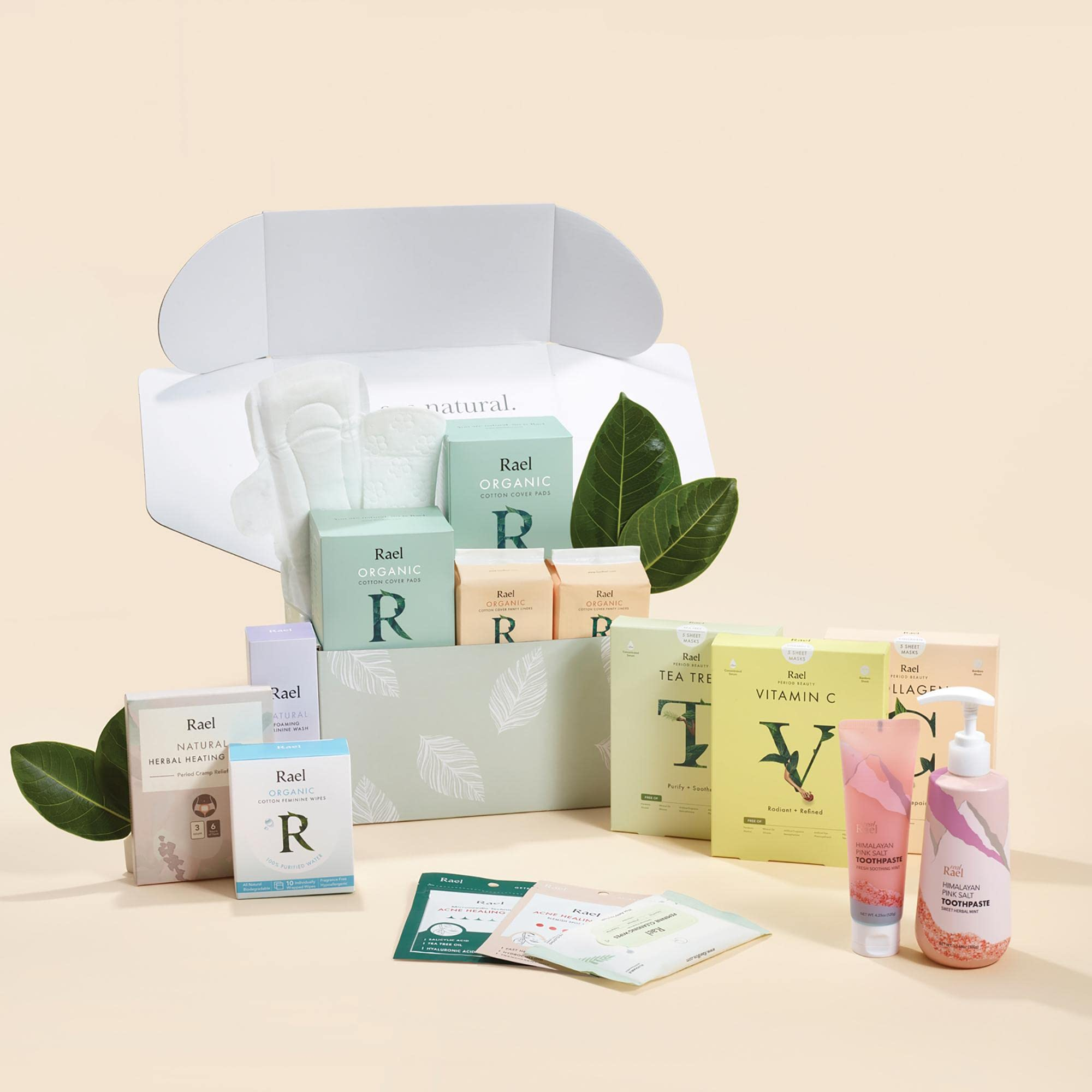 Rael: 20% off Sitewide with code: PREP20