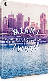 Miami City Florida Wynwood Chill Paradise Dream City Plastic Tablet Snap On Back Case Cover Shell For iPad Air 1
