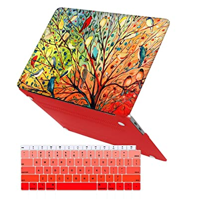 iCasso MacBook Air 13 Inch Case 2018 Release A1...