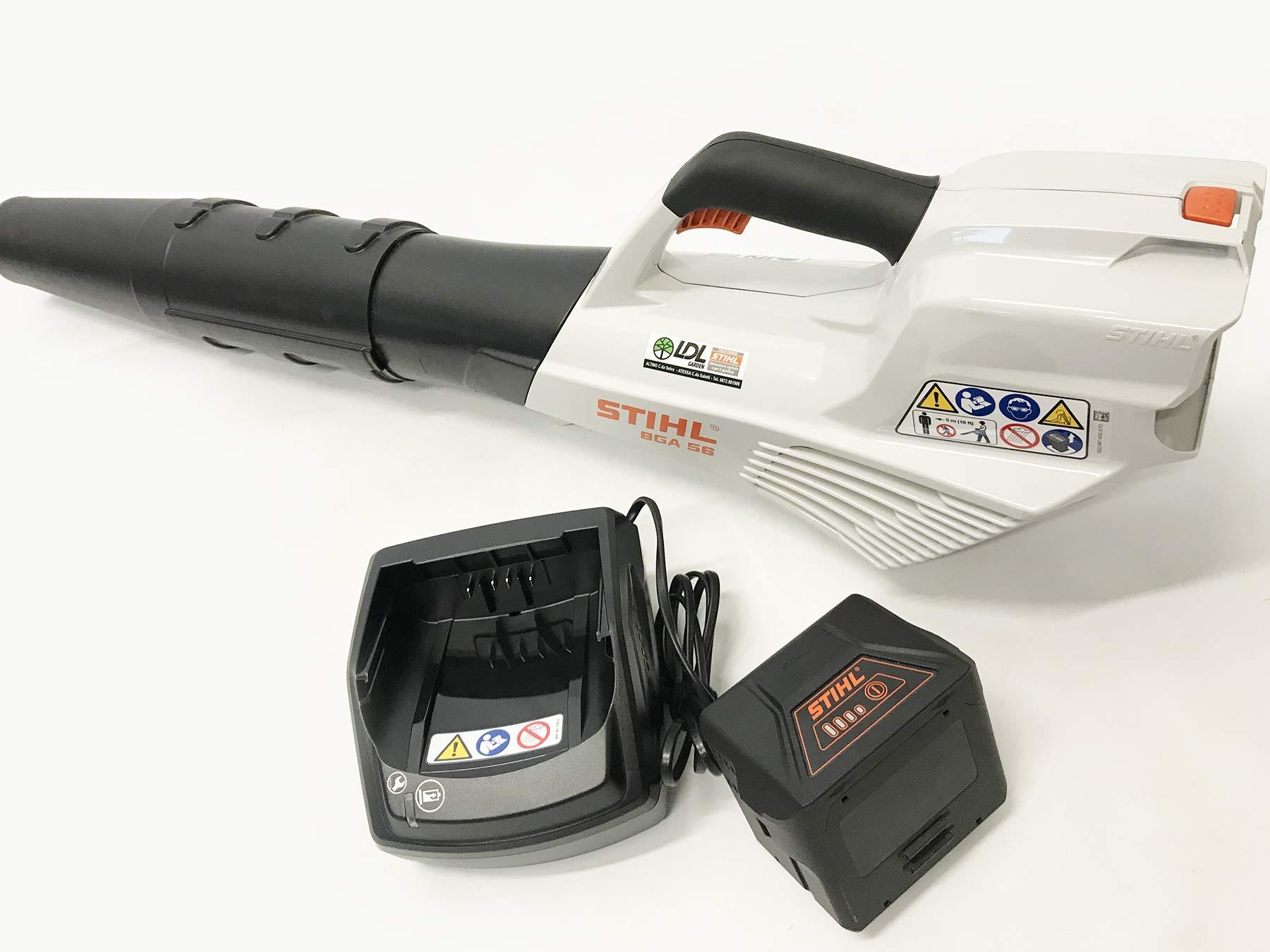 Batería Blas dispositivo Stihl BGA 56: Amazon.es: Bricolaje y ...