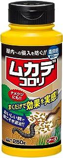アース製薬 ムカデコロリ(毒餌剤)顆粒タイプ 250g × 6個