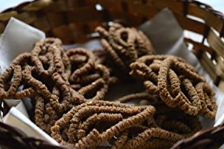 Kovilpatti Special Ragi Murukku   Ragi Chakli- Organic Healthy Delicious Snacks - 150 Gram