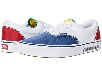 Vans ComfyCush Era ((Retro Mart) Barcode/Multi) Athletic Shoes