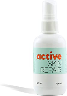 Active Skin Repair Spray - Natural & Non-Toxic First Aid Healing Ointment & Antiseptic Spray for Minor Cuts...