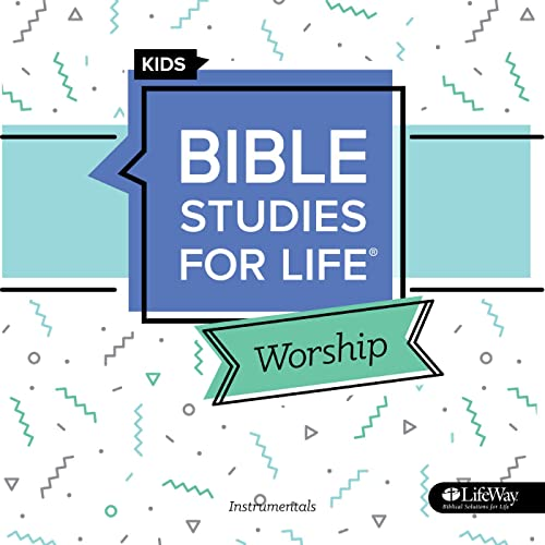 Lifeway Kids - Bible Studies for Life Kids Worship Instrumental Spring 2020 2019