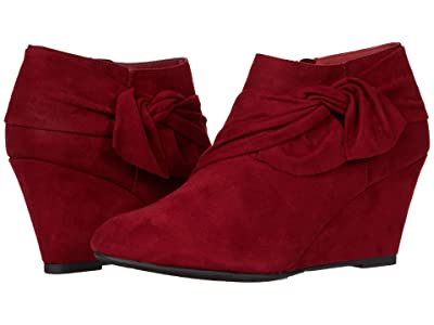 CL By Laundry Viveca Super Suede (Cherry Red) Women