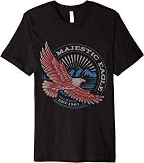 HowExpert Eagle T-Shirt/Shirt/Clothes/Clothing/Fashion/Style Premium T-Shirt