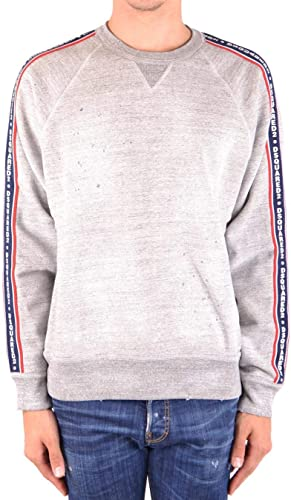 Dsquarouge2 Luxury mode Homme S74GU0265S25148858M gris Sweatshirt   Saison Perhommeent