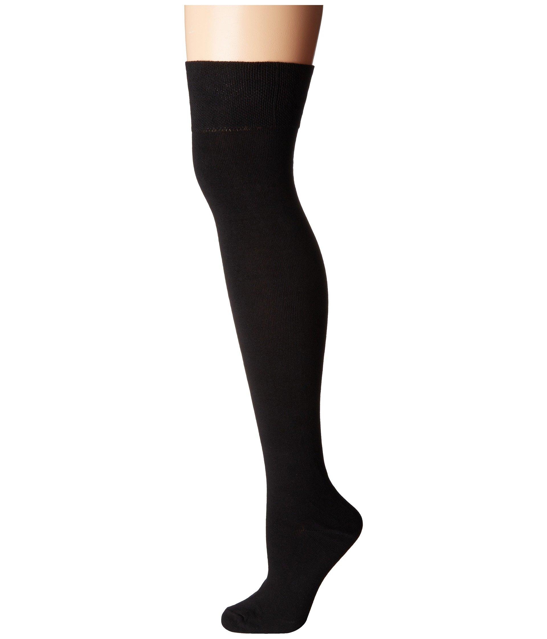Black Knee Over Solid Socksmith The qWcwRITCC4