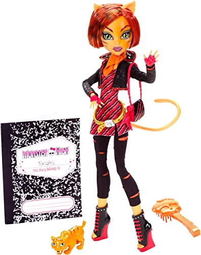Monster High Mattel X4634 - Poupée - ToraleiChat-Garou